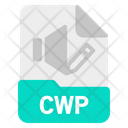 Cwp file Icon