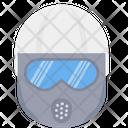 Cyber Crime Danger Icon