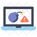 Time Bomb Computer Icon