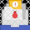 Cyber Attacks Icon