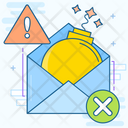 Logic Bomb Cyber Bomb Danger Icon