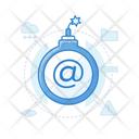 Cyber Bomb Icon