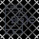 Phone Crime Cyber Icon