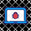 Cyber Crime Crime Cyber Icon