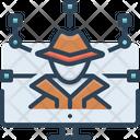 Cyber Crime Cyber Crime Icon