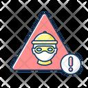 Cyber Crime Hacker Attack Hacker Icon