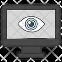 Cyber Eye Icon