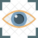 Cyber Eye Cyber Monitoring Cyber Security Icon