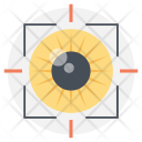 Mechanical Eye Vision Icon
