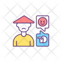 Cyber Harassment Icon