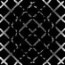 Cyber Identitym Cyber Identity Hacker Icon