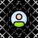 Cyber Identitym Icon