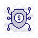 Cryptography Cyber Cyber Insurance Icon