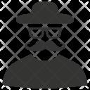 Cyber Intruder Icon