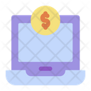 Cyber Monday Shopping Sale Icon