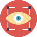 Cyber Monitoring Icon