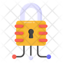 Cyber Security Cyber Network Cyber Protection Icon