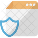 Cyber Security Online Security Sitelock Icon