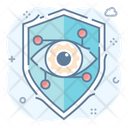 Cyber Security Secure Network Cyber Eye Icon