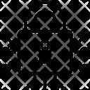 Lock Program Attack Icon