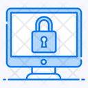 Cybersecurity Locked System System Security Icon