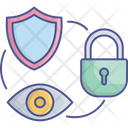 Cyber Security Information Security Internet Security Icon
