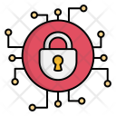Cyber Security Encryption Icon