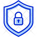 Cyber Security Digital Security Encrypted Icon