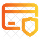 Cyber Security Cyber Crime Banking Icon