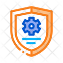 Cybersecurity Rpa Cyber Icon