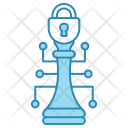 Cyber strategy Icon