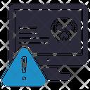Virus Threat Infected Icon