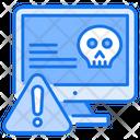 Cyber Threat Icon