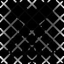 Cyber war Icon