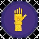 Cyberarm Prosthesis Icon
