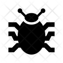 Cybercrime Internet Bug Icon
