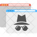 Cybercrime Internet Hacker Icon