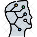 Brainstorm Creative Mind Human Brain Icon