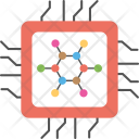 Cybernetics Machine Learning Icon