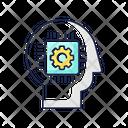 Cybernetics Technology Natural Icon
