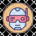 Cyberpunk Cyberpunk Augmentation Augmentation Icon