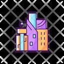 Color Icon Cyberpunk Icon