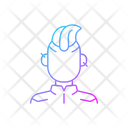 Cyberpunk Person Cyberpunk Person Icon