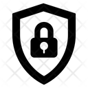 Padlock Lock Cybersecurity Icon