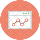 Cyberspace Hyperlink Web Icon