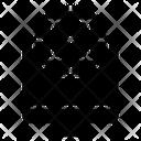 Cyberspace Global Communication Global Network Icon