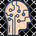 Cybod Head Head Person Icon