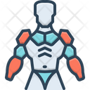 Exoskeleton Armor Armour Icon