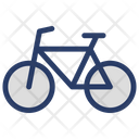 Cycle Bicycle Two Wheeler Icon
