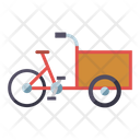 Cycle Bicycle No Pollution Vehicle Icon